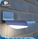 Lampada solare esterna del giardino della batteria di litio del sensore di menzione IP65