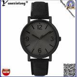 Yxl-051 de Polshorloges van de Stijl van de Douane van het Polshorloge van het Leer van de Luxe van het Horloge van de Hand van de Kleur van de Letterzetters van het Roestvrij staal van het Horloge van de Dames van de Mode Promotioan