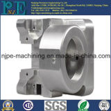 Hohe Präzisions-Quadrat-Edelstahl CNC-maschinell bearbeitenmaschinen-Teile