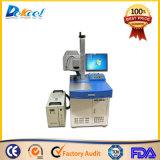 Cer FDA UVlaser-Markierungs-Maschinen-Laser-Markierungs-heißes Verkaufs-Metall