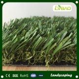 Hierba artificial para ajardinar el jardín de la yarda delantera