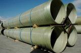 Fiberglas-Rohr für Abwasser, Chemikalie und Wasser