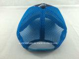 Chapéu feito sob encomenda do camionista do algodão/poliéster com projeto impresso do logotipo