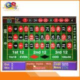 Coin Operated ruleta electrónica Máquina de juego del Casino Table
