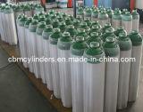 Cilindros de gás de liga de alumínio 40L (OD # 232mm)