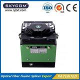 Fournisseur de épissure de la Chine de colleuse de fusion optique de machine de fibre chaude de vente