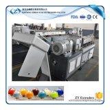 CE & ISO-Zhuo Yue pequeña de plástico Reciclaje de pellets Extrusora
