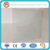 4mm Clear Acid Frosted Glass (lado único o lado doble)