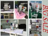 1つのヘッドスパンコールの刺繍機械価格中国製