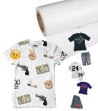 El vinilo/PU del traspaso térmico de la PU de 11 colores basó el papel de la sublimación del vinilo para la camiseta o diversa tela