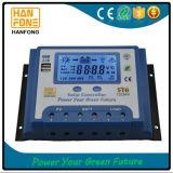 Controlador solar elevado 80A da carga da eficiência MPPT a preço da fábrica