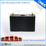 Inseguitore di GPS con il sensore del combustibile per il video del combustibile