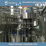 3 complètement automatiques dans 1 machine d'embouteillage de l'eau de seltz pour l'usine remplissante de boisson carbonatée