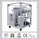 Máquina del filtro de petróleo del transformador de la sola etapa