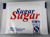 машина запечатывания машины упаковки ручки сахара 10g 30g 50g заполняя