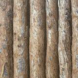 Papel de parede de bambu material natural para o interior Home