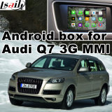 Interface GPS de navigation GPS Android pour Audi Q7
