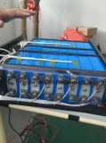 UPS em linha ao ar livre de 48VDC IP55 com a bateria do ferro do lítio