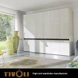 光沢の塗る白い戸棚の卸売のフルハウスの家具Tivo-080VW