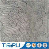 St-Tp60 330GSM 100%Poly Matratze-tickender gestrickter Gewebe-Jacquardwebstuhl