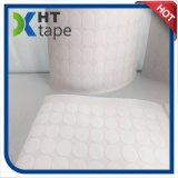 El doble industrial adhesivo de doble cara de la fuerza viscosa del substrato pesado del algodón echó a un lado cinta