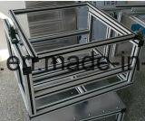 Perfil de aluminio para Bastidores