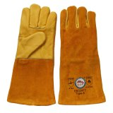 Перчатки заварки работников безопасности от изготовления Gaozhou