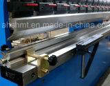 Freio da imprensa hidráulica de Delem, máquina de dobra hidráulica automática da placa