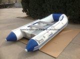 Motore del materiale di rivestimento del PVC che pesca barca gonfiabile (320cm)