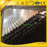 Marco del panel solar de la protuberancia del aluminio 6061 para el carril solar de aluminio