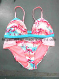 女性の女の子のセクシーな水着浜のビキニの水泳の摩耗の水着のビキニの水着
