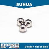"""1/4 """" esfera del acero con poco carbono de AISI 1010"""