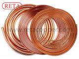 Kupferne Rohrleitung C12200 für Abkühlung