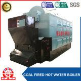 Scaldacqua infornato carbone orizzontale di capacità elevata 14MW-1.0MPa