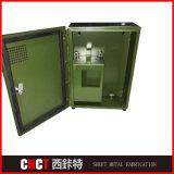 Gabinete de caja eléctrica de metal de primera calidad