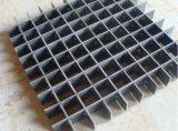 Grating van het Afvoerkanaal van de Vloer van het Roestvrij staal van Galvanzied