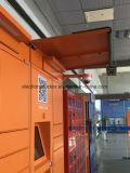 Толковейший стальной безопасный локер шкафа поставки парцеллы