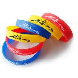 Cinghia di manopola del braccialetto del silicone/silicone
