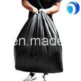 Biodegradable легкой мешок погани несущей напечатанный таможней пластичный