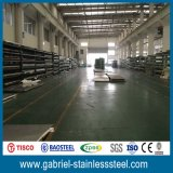 Hoja del espesor del acero inoxidable de la superficie 16 GA 304 del Ba de la capa de PVD