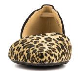 Новые ботинки платья женщин собрания напечатанные Leopad (YF-17)
