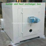 Horno de secado de alta temperatura en polvo