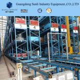 Automatischer Speicher-und Wiederherstellungs-Ladeplatten-Racking-Systems-Hersteller