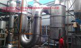 Aço inoxidável 304 Spin Flash secador para produtos químicos