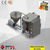 Volle automatische Plombe/Formung/Dichtung/Drucken-grosse rückseitige Dichtungs-Maschine