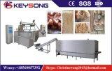 Alimento Textured automático da proteína da soja de Tvp da capacidade elevada que faz a máquina