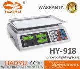 Цена цифров веся измеряя маштаб платформы Haoyu инструмента