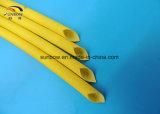 Zustimmungs-beständiges Silikon-Gummi-Fiberglas UL-7kv Hochtemperatursleeving