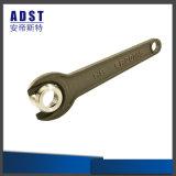 中国の高品質のCNCのツールのための専門のAjustable ISOのスパナー