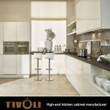 광택 있는 백색 내각 제작자 Tivo-D034h